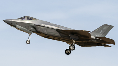 11-5041 - Lockheed Martin F-35A Lightning II - United States - US Air Force (USAF)