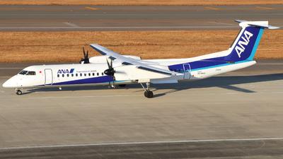JA844A - Bombardier Dash 8-Q402 - ANA Wings