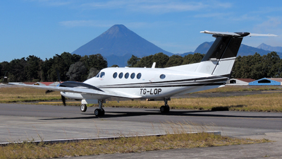 A picture of TGLOP - Beech B200GT King Air 250 - [BY125] - © Daniel Hernández J.