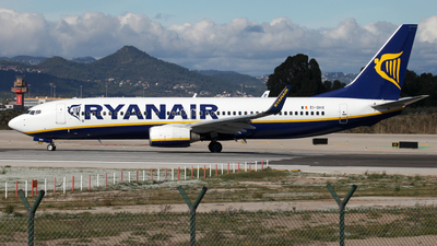 EI-DHX - Boeing 737-8AS - Ryanair