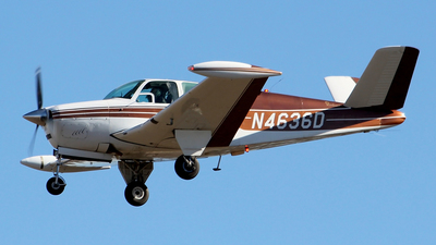 N4636D - Beechcraft G35 Bonanza - Private