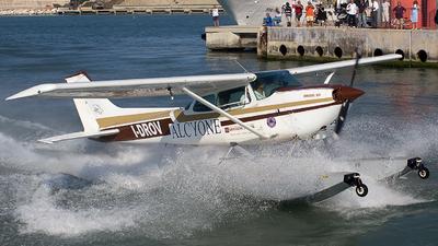 I-DROV - Cessna R172K Hawk XP II - Aero Club - Como