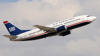 N303AW - Boeing 737-3G7 - US Airways