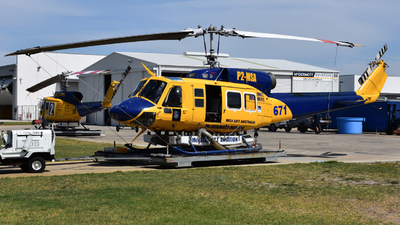 P2-MSA - Bell 214B - McDermott Aviation
