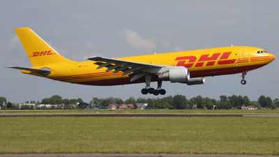 D-AEAD - Airbus A300B4-622R(F) - DHL (European Air Transport)