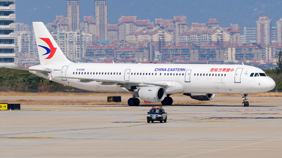 B-6366 - Airbus A321-211 - China Eastern Airlines