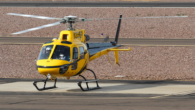 N356P - Airbus Helicopters H125 - Private