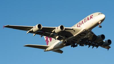 A7-APH - Airbus A380-861 - Qatar Airways