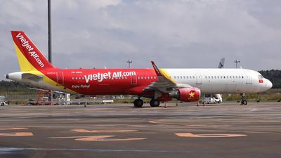 VN-A640 - Airbus A321-211 - VietJet Air