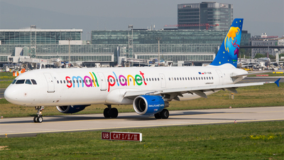 SP-HAW - Airbus A321-211 - Small Planet Airlines Polska