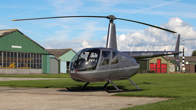 PH-HGB - Robinson R44 Raven II - Private