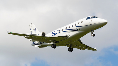 PR-DEA - Gulfstream G200 - Private