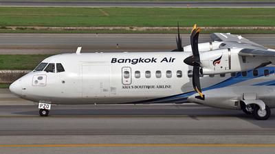 HS-PZO - ATR 72-212A(600) - Bangkok Airways