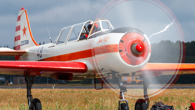 PH-DTW - Yakovlev Yak-52 - Private