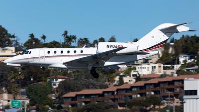 N906QS - Cessna 750 Citation X - NetJets Aviation