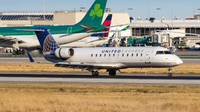 N943SW - Bombardier CRJ-200ER - United Express (SkyWest Airlines)