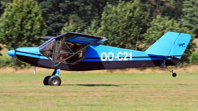 OO-C21 - Rans S-6ES Coyote II - Private