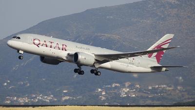 A picture of A7BCF - Boeing 7878 Dreamliner - Qatar Airways - © Alex Maras