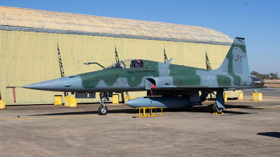 FAB4873 - Northrop F-5EM Tiger II - Brazil - Air Force