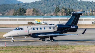A picture of CGEMB - Embraer Phenom 300 - [50500342] - © Aidan Osborne
