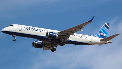 N354JB - Embraer 190-100IGW - jetBlue Airways