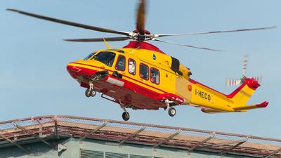 I-HECO - Agusta-Westland AW-139 - Babcock Italia