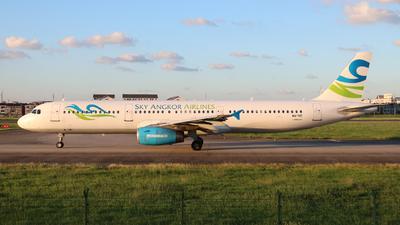 XU-707 - Airbus A321-231 - Sky Angkor Airlines