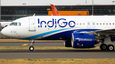 VT-ITY - Airbus A320-271N - IndiGo Airlines