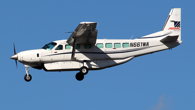 A picture of N661WA - Cessna 208B Grand Caravan - Airpac Airlines - © Huy Do