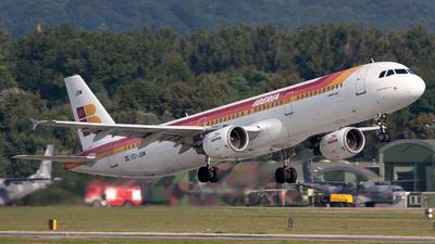 EC-JDM - Airbus A321-211 - Iberia
