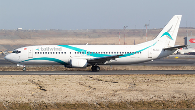A picture of TCTLC - Boeing 7374Q8 - Tailwind Airlines - © Bora Polater