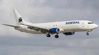 A picture of PRSDU - Boeing 7374B6(SF) -  - © gabriel_aqa