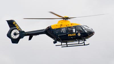G-POLJ - Eurocopter EC 135T2 - United Kingdom - Police