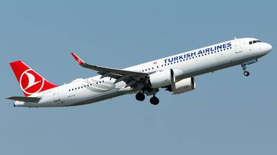 A picture of TCLSA - Airbus A321271NX - Turkish Airlines - © Alp AKBOSTANCI