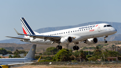 A picture of FHBLP - Embraer E190STD - Air France - © Jet92