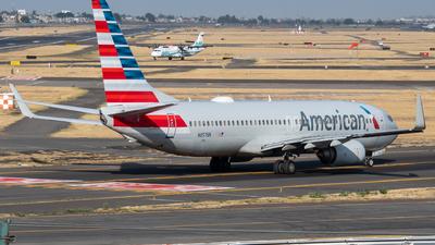 A picture of N857NN - Boeing 737823 - American Airlines - © Juan Carlos Alvarez (MAS Aviation Press)