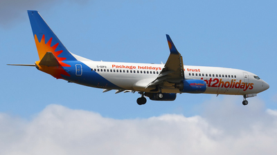 A picture of GGDFD - Boeing 7378K5 - Jet2 - © Nigel Fenwick