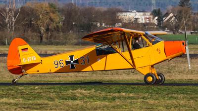 D-EFTB - Piper PA-18-95 Super Cub - Private