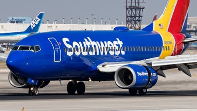 N923WN - Boeing 737-7H4 - Southwest Airlines