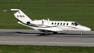 D-ISCO - Cessna 525A CitationJet 2 - Windrose Air