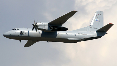 RF-93999 - Antonov An-26 - Russia - Air Force
