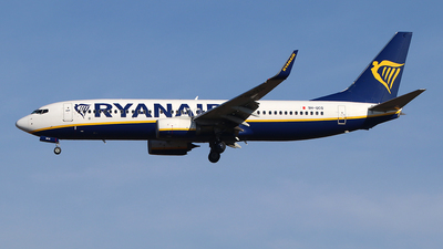 A picture of 9HQCQ - Boeing 7378AS - Ryanair - © Ferenc Kolos