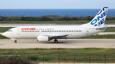 CC-AIT - Boeing 737-36N - One Airlines