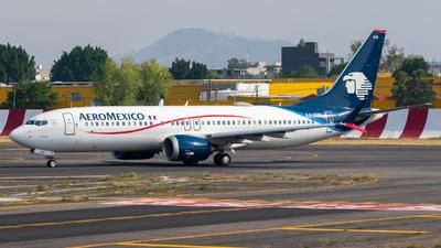 XA-SSR - Boeing 737-8 MAX - Aeroméxico