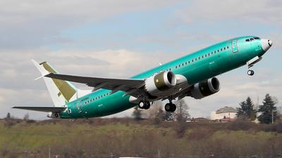 N329BJ - Boeing 737-8 MAX BBJ - Boeing Company