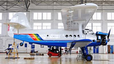 YR-PBT - PZL-Mielec An-2 - Romanian Airclub