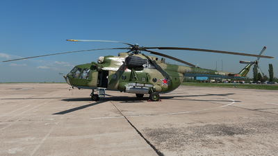 RF-93518 - Mil Mi-8MTV Hip - Russia - Air Force