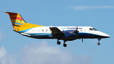 VQ-TDG - Embraer EMB-120RT Brasília - interCaribbean Airways