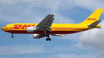 D-AEAM - Airbus A300B4-622R(F) - DHL (European Air Transport)