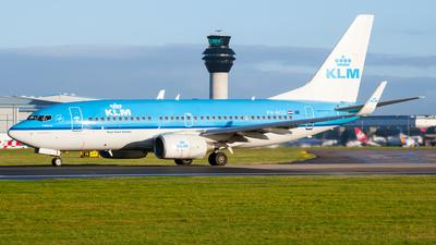 PH-BGO - Boeing 737-7K2 - KLM Royal Dutch Airlines